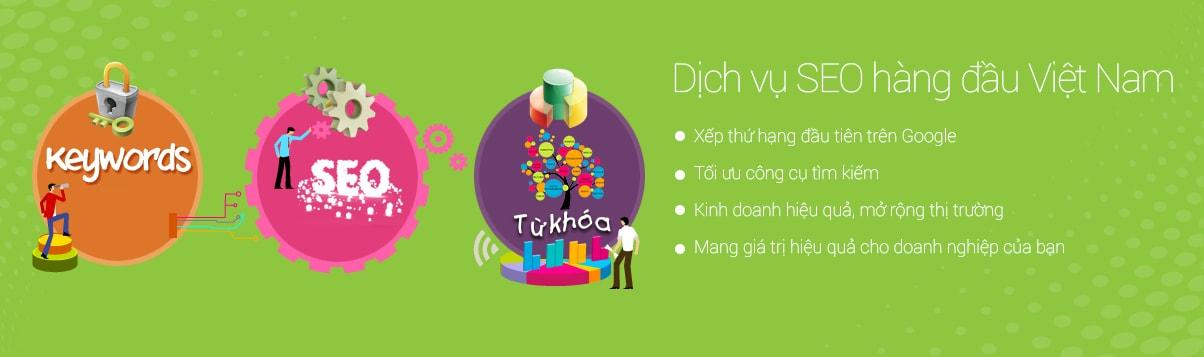 Công ty SEO uy tín - Dịch vụ SEO website chuyên nghiệp tại Hà Nội