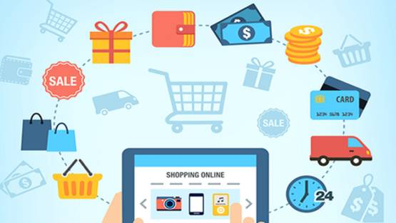 Website giúp hỗ trợ hoạt động kinh doanh, bán hàng