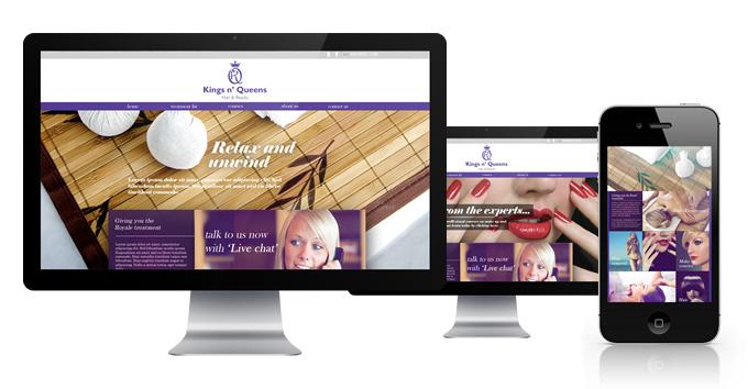 Thiết kế web thẩm mỹ viện - website spa làm đẹp